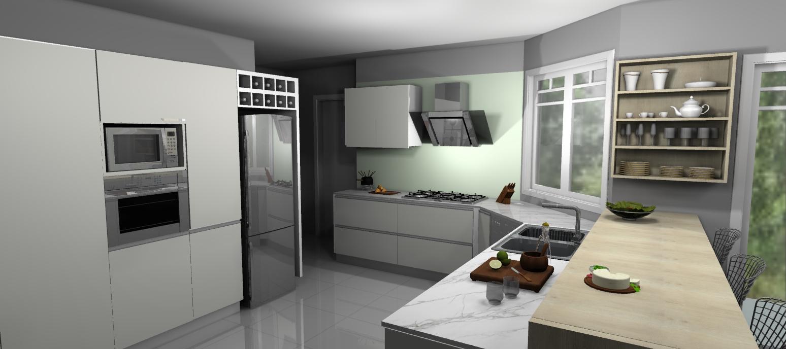 Diseño para obra nueva en La Plata