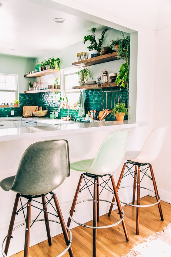 Cómo planificar una barra desayunadora?